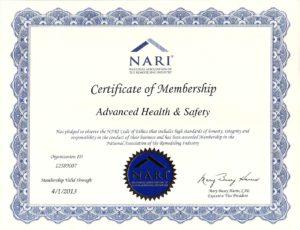 NARI Membership