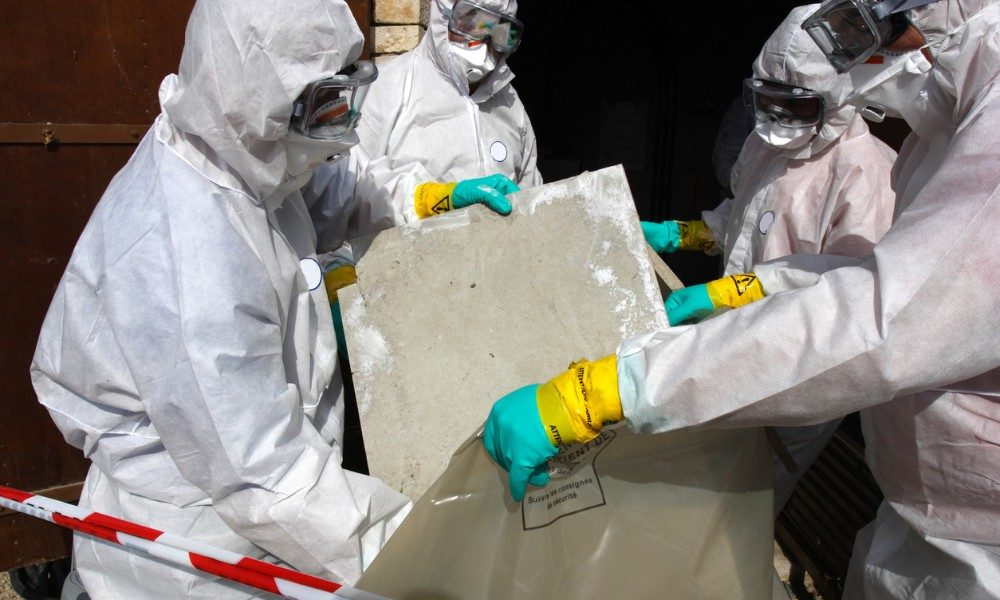 What Happens During Asbestos Removal