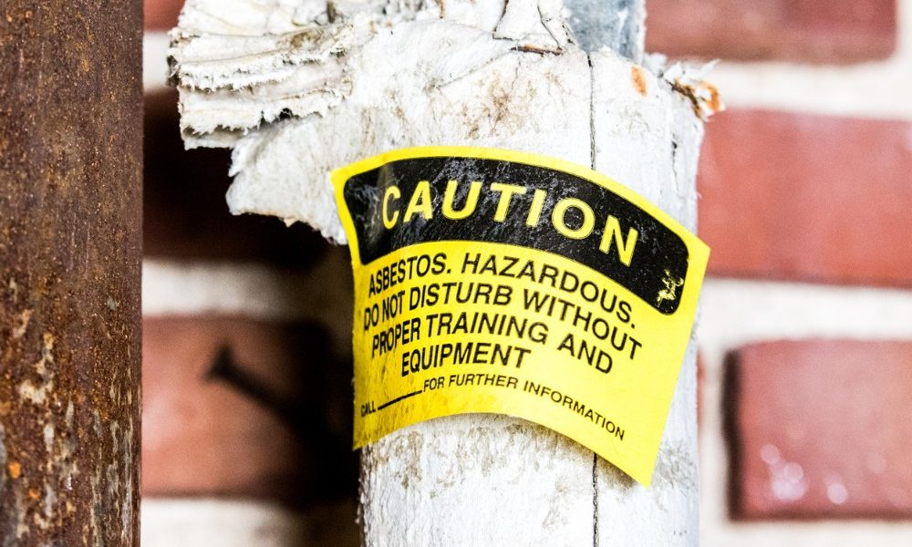 Asbestos – Still Legal and Lethal